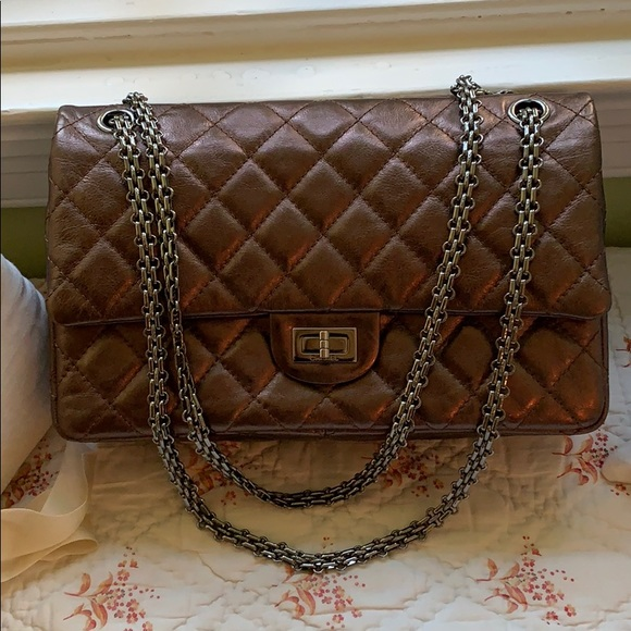 CHANEL Handbags - Chanel reissue flap bag